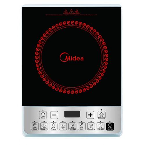美的 Midea – 2100W 經濟型按鍵式多功能電磁爐 IH-SKY2114