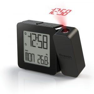 Oregon – PROJI投影時計 (黑色) RM338P_BK