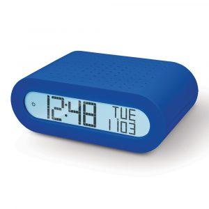 Oregon – 簡約鬧鐘收音機 – 藍色 RRM161_B