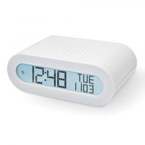 Oregon – 簡約鬧鐘收音機 – 白色 RRM161_WH