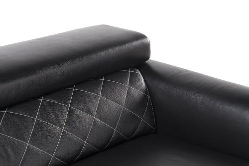 理想空間 – 組合真皮沙發