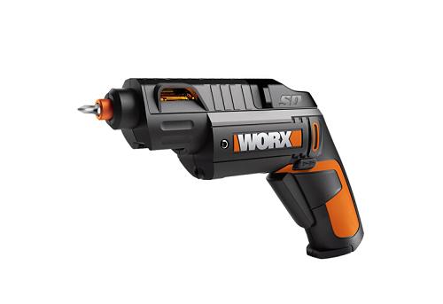 WORX 威克士 – 4V 鋰電電動螺絲刀 WX254.4