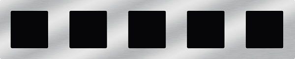 KENSO – 不鏽鋼面板(必需配合功能件才能使用)