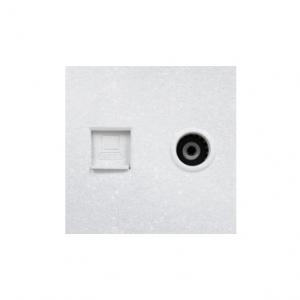 KENSO – 電腦+電視插座功能件(必需配合面板才能使用)