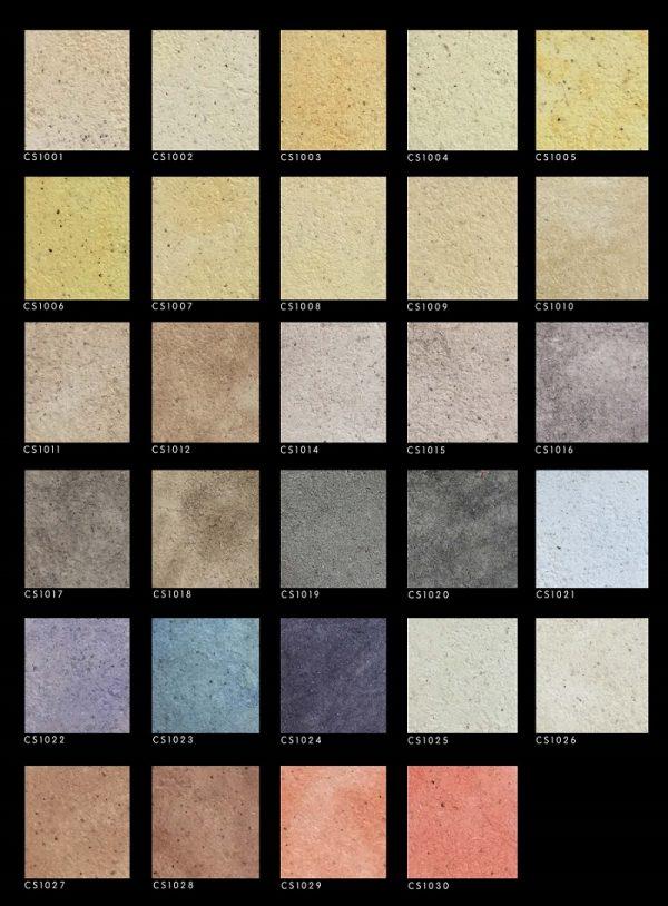 buoncolor – 仿古石 Corkstone 新寇咖石系列 進口意大利藝術塗料(藝術油漆)