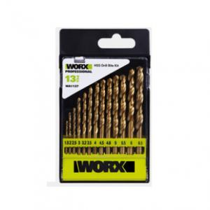 WORX 威克士 – 13支鑽頭套裝 WA1127