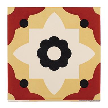 Eleven Tiles – 赤焰流金系列 ERR201