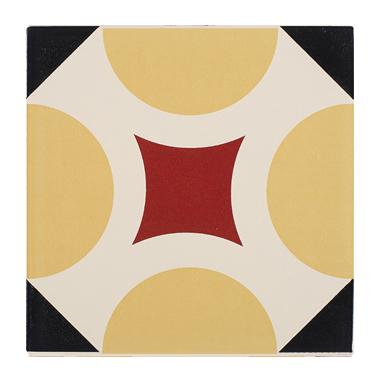Eleven Tiles – 赤焰流金系列 ERR203