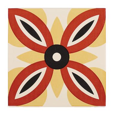 Eleven Tiles – 赤焰流金系列 ERR216