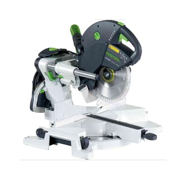 FESTOOL – 滑動式斜切鋸木工切割機推拉鋸 KS120