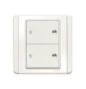 Schneider 施耐德 – 600W 兩位調光開關連LED燈 E3032HD EWWW /E3032HD EBGS