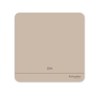 Schneider 施耐德 – 20A單位雙極掣連LED指示燈 E8331D20N WE / E8331D20N WG / E8331D20N WD