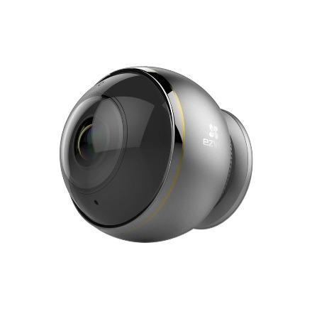EZVIZ – 360°全景魚眼300萬像高清無線雲端網路攝影機 C6P Mini Pano