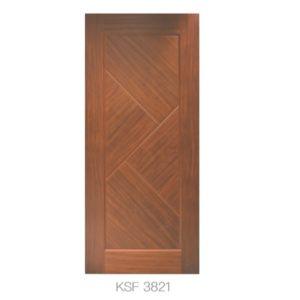 KING'S – 優質實心門 KSF 3821