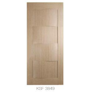 KING'S – 優質實心門 KSF 3849