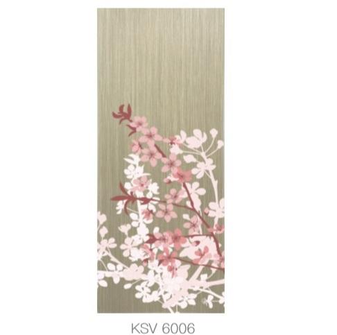 KING'S – 優質彩意門 KSV 6006