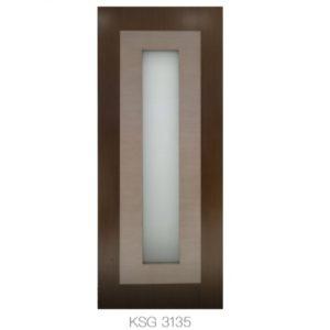 KING'S – 優質玻璃門 KSG 3135