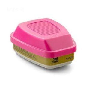 3M – 綜合型濾毒罐 (含P100濾棉) 60926