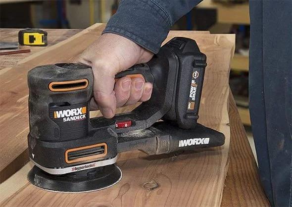 WORX 威克士 - WX820 , WX822 20V 鋰電砂紙機專用砂紙 (WA2000, WA2001, WA2003, WA2004, WA2029)
