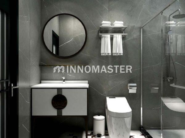 Innomaster – SPC大理石牆板 2009-SPC-3.6 (深)