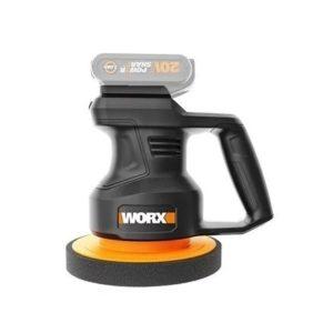 WORX 威克士 – 20V 178mm 鋰電拋光機淨機 (跟轉換插) WX858.9