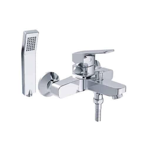 American Standard – Concept Square 浴缸龍頭連淋浴套裝 + 面盆龍頭連去水