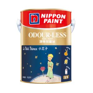 立邦 – 淨味兒童漆內牆乳膠漆