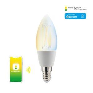 FUTURE SMART – 4.5W A60 E14 智能黃白光造型燈膽