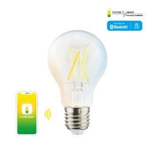 FUTURE SMART – 4.5W A60 E27 智能黃白光造型燈膽