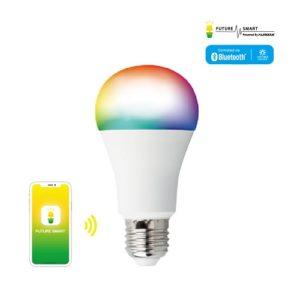 FUTURE SMART – 8W A60 E27 智能彩色燈膽