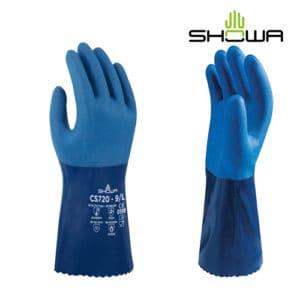 SHOWA – 食品級防化工柔軟丁腈手套 CS720