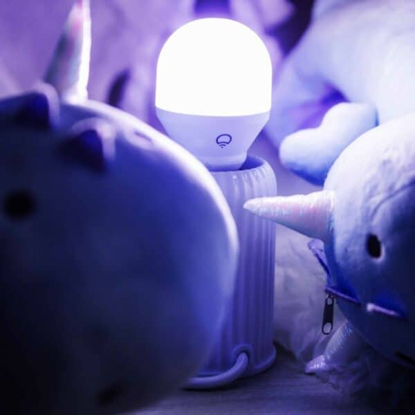 LIFX – 智能彩色燈泡 E27 (L3A19LC08E27AU)
