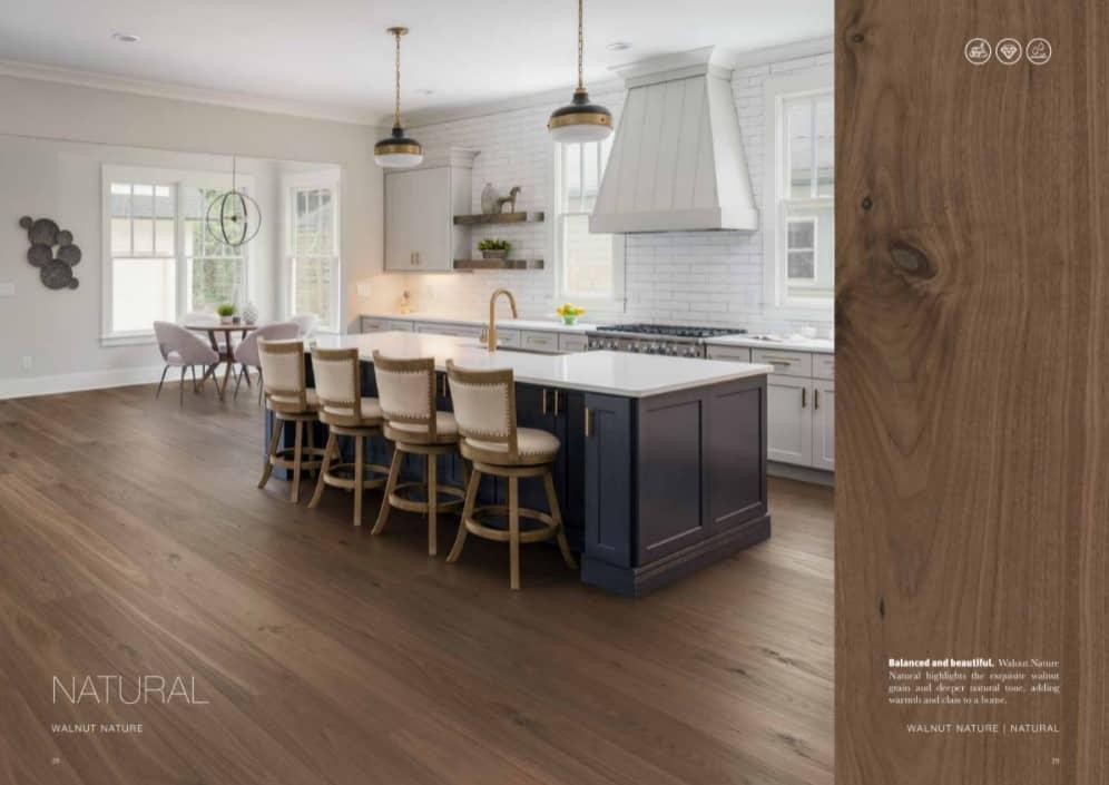 Woodura – 瑞典進口防水複合地板 347010